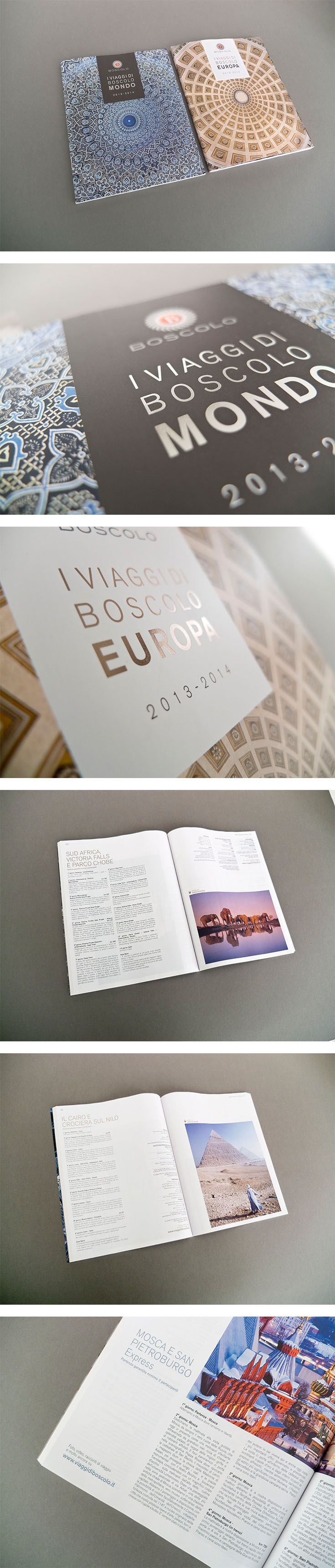 Cataloghi Boscolo, un progetto #effADV - Boscolo #printing, effADV project - #catalogue #catalogo