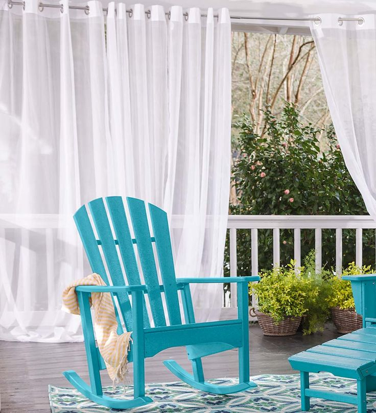 Find This Pin And More On Outdoor Curtains U0026 Shades By Plowandhearth.