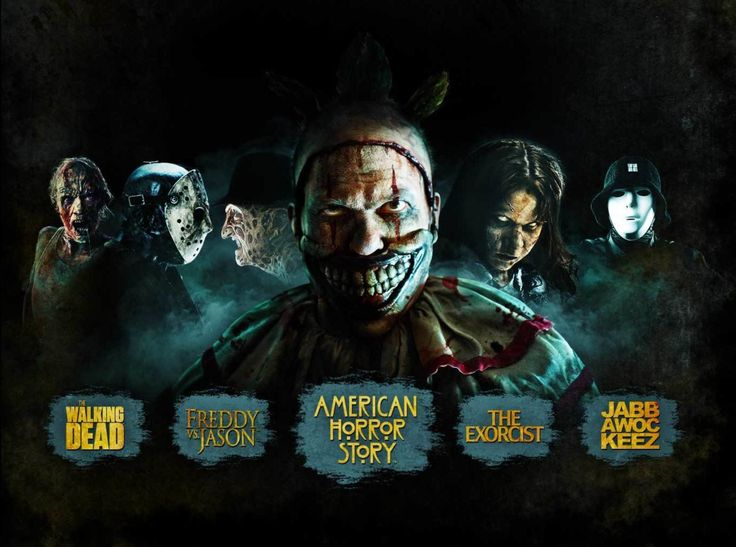 halloween horror nights american horror story