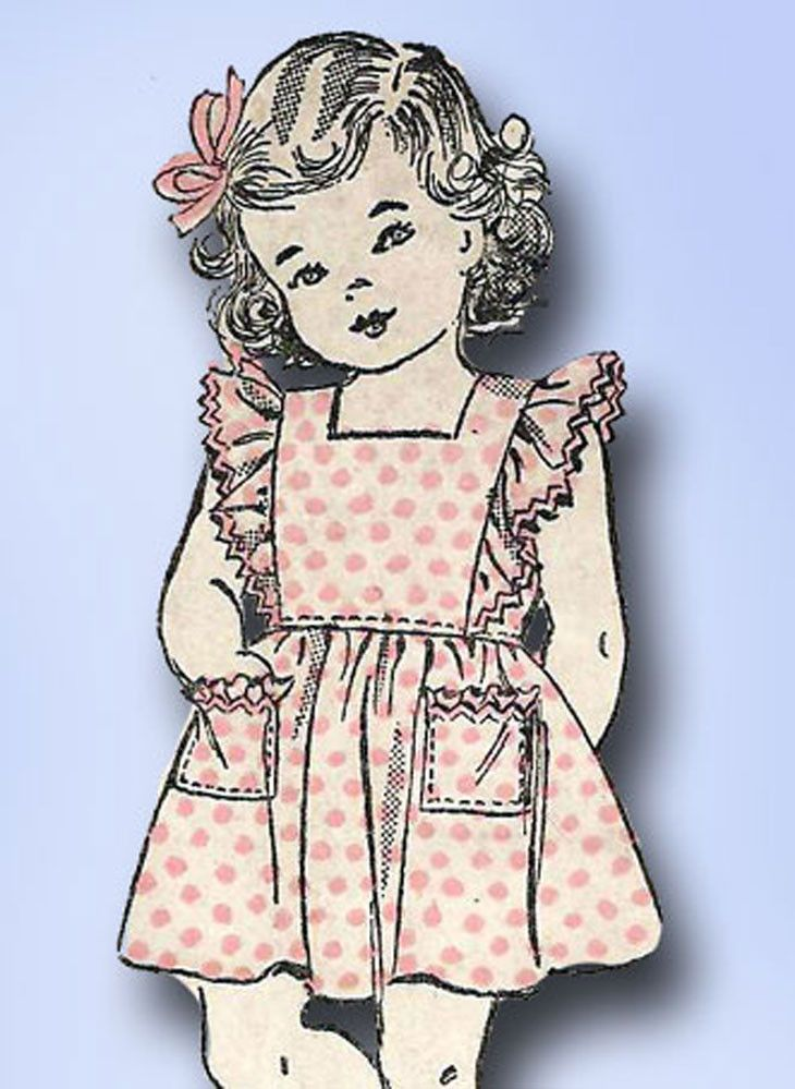 Easiest DIY Baby Dress ever!{ Free Sewing ... - Sew Guide