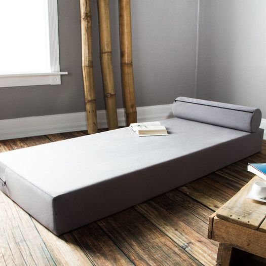 """Jaxx Ansley Daybed with Bolster Pillow 
