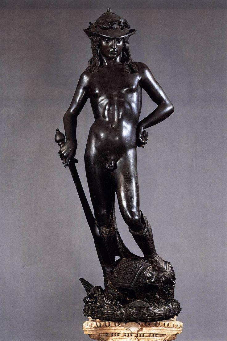 David, 1433. Donatello
