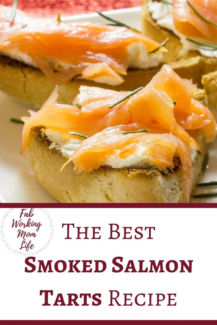The Best Smoked Salmon Tarts Recipe – Health, Taste, and Nutrition – All-in-One. Learn how to make this tasty and nutritious treat for parties or at home.