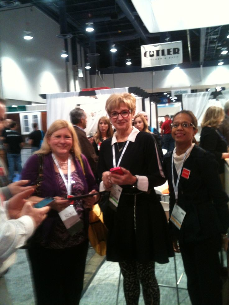 #KBtribechat hosted by @Formica Group North America in progress.  Our group loves getting together in person! In this picture is @Feia Construction, LLC - Susie Feia @Mitzi Beach and @Arielle Megie