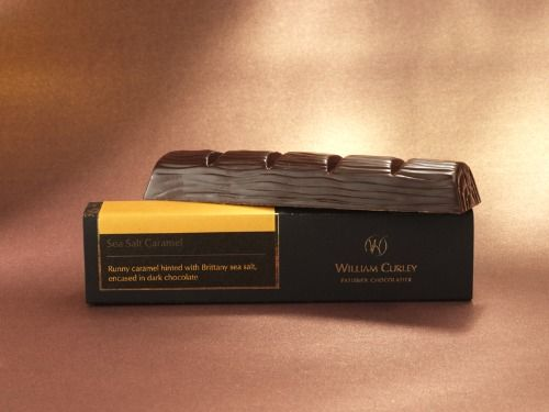 If you're ever in London - William Curley Sea Salt Caramel Bar... simply out of this world.