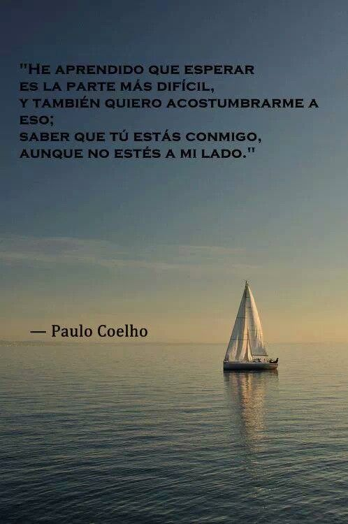 #Paulocoelho #wait #esperar