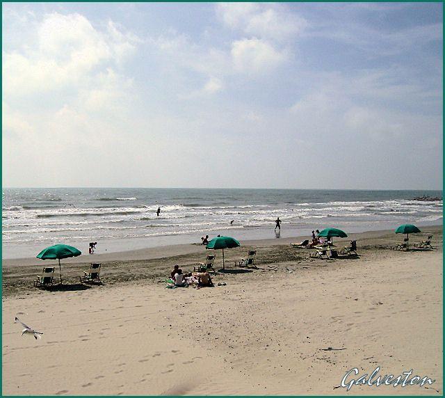 Galveston Beach Texas Favorite Places Es Pinterest And