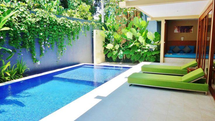 Summer Time #bali #thegrovevillas #pool #poolside #garden #seminyak #umalas #holiday #balivilla #villa #estates #villas #trip