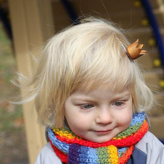 How cute is this hair pin