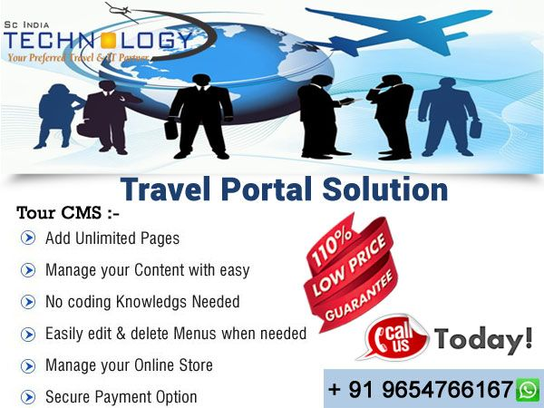 Get Your Agency Online Today With Our Whitelabel Solution. more detail visit now - http://www.travelportalsolution.com