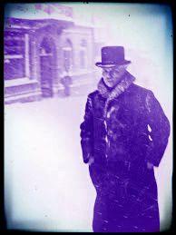August Strindberg. Swedish author 14