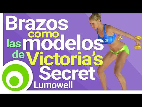 Rutina de Brazos como las Modelos de Victoria's Secrets - 8 Minutes - YouTube