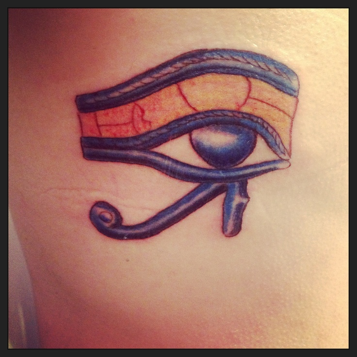 17 Best Images About Eye Of Horus Tattoos On Pinterest