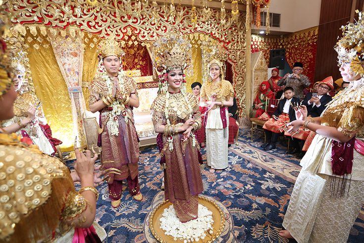 Traditional Minang and Palembang Wedding - 8I9A7866
