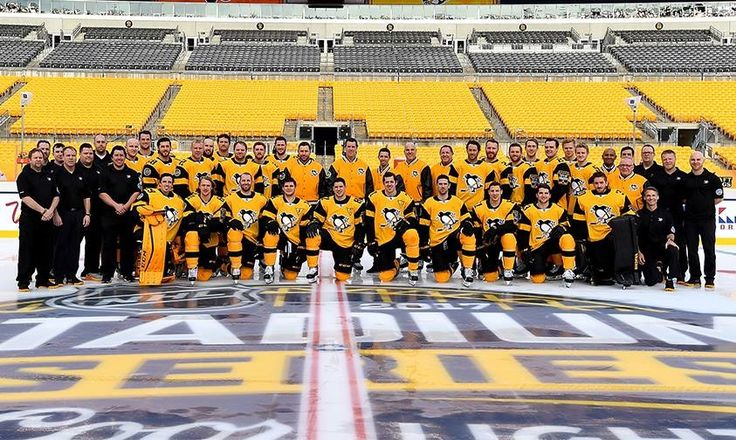 Stadium Series/Penguins vs Flyers/February 25,2017 Heinz Field