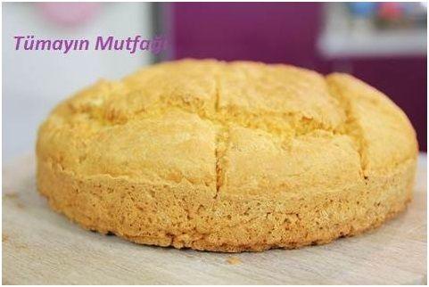 Mısırlı Mısır Ekmeği