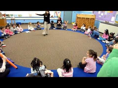 This is a video pf a music class presentation for parents.  There are some good ideas to pull out for class management and transitions.