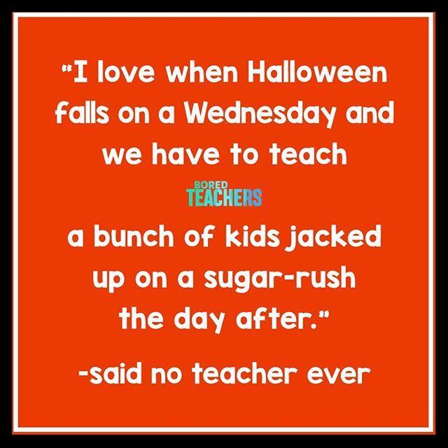 The Lack Of Sleep Doesn T Help Either Bored Teachers Teacher Memes Funny Teaching Humor