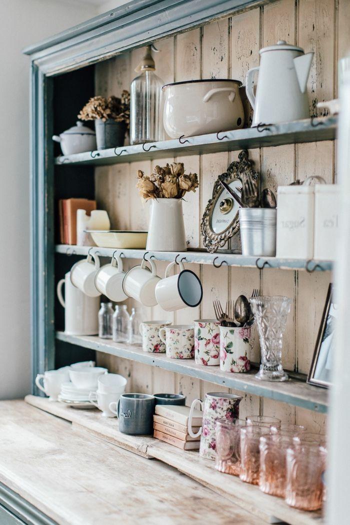 ▷ 1001 + ideas de interiores encantadores en estilo vintage ...