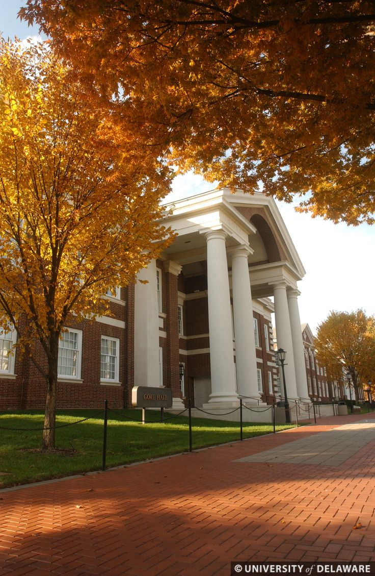 Fall is here at University of Delaware http://meetmycollege.com/Home/College/1226