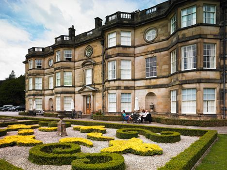 Derbyshire Wedding Venue Hassop Hall Only Been Here Visiting Before Cant