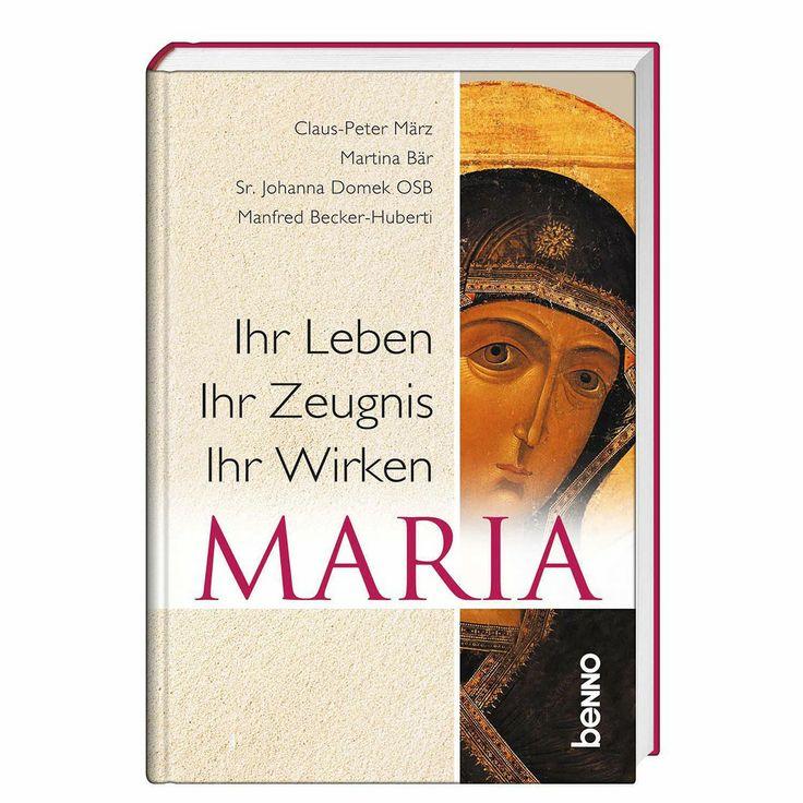Schöne #Biografie über die #Jungfrau und #Gottesmutter #Maria …