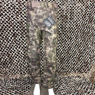 NEW Planet Eclipse Paintball Pants HDE Camo - Large