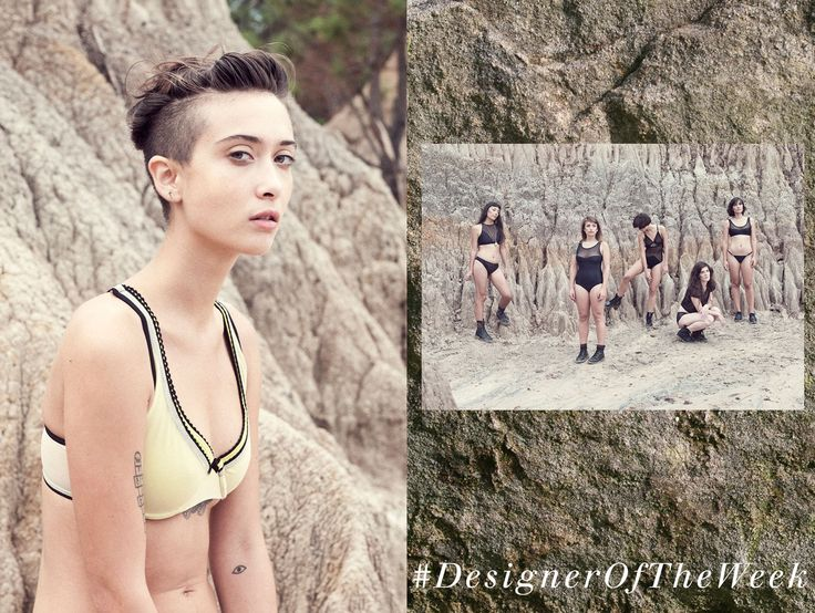 #ETNIICO #DesignerOfTheWeek This week's designer is Majo Rey.  Created by Maria Rey (owner and designer) with the idea to show some reality to the women, to show a real product that satisfy them with comfort and cool designs, to make them believe on their own bodies.  #Fashion #Lingerie #Style #Trendy #Etniico