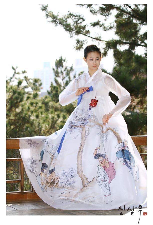 Korean Hanbok | By sangwoo shin on 500px