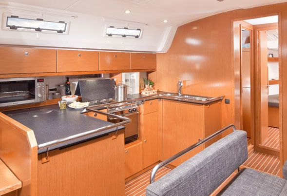 17 best images about galley ideas on pinterest boats yacht boat and contemporary slow cookers Ship galley kitchen design