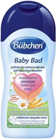 с экстрактом ромашки 200 мл  — 209р. --------------------------- Средство Bubchen для ванн 200 мл. Мягкое средство для купания младенцев с лекарственными травами стабилизирует и восстанавливает биологический кислотно-липидный слой кожи и поддерживает ее естественные защитные функции. Экстракты лекарственных растений уменьшают покраснения кожи и способствуют хорошему самочувствию. Сочетает в себе средство для ванны и мягкий шампунь. Не раздражает глаза. Обеспечивает мягкое и бережное очищение…