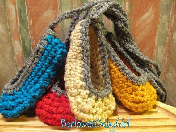 Pinterest Crochet Baby Shoes