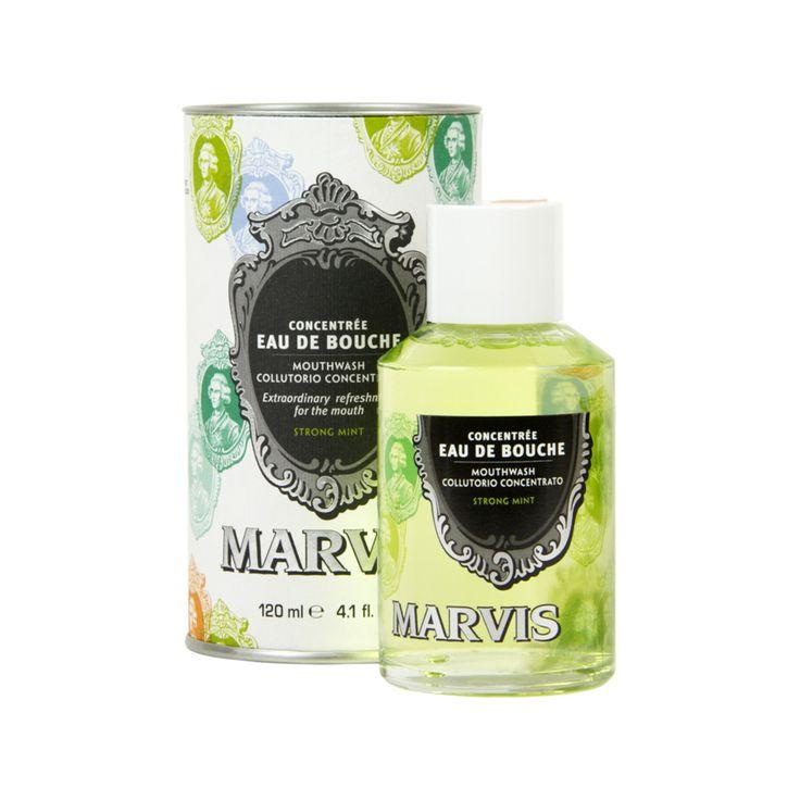 Marvis - Eau de Bouche Menthe Forte - Birchbox