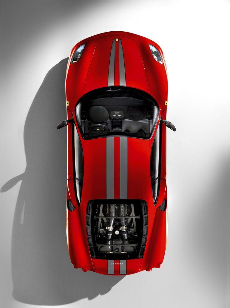 ♂ Ferrari F430 Scuderia #red #car #wheels