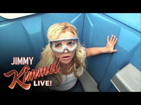 Britney Spears - Deleted Scene From Jackass 3 YouTube