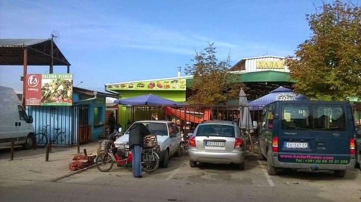 Szabadkai piac