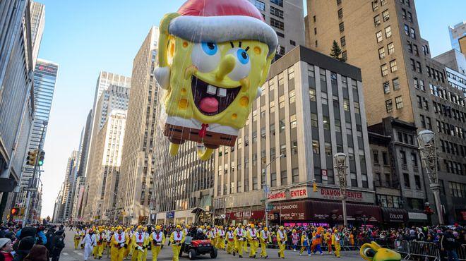 2014 macy's thanksgiving parade | Macy's Thanksgiving Day Parade 2013 Photograph: Filip Wolak