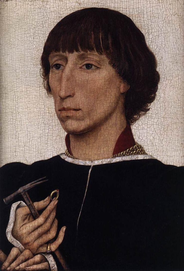WEYDEN, Rogier van der (b. 1400, Tournai, d. 1464, Bruxelles)