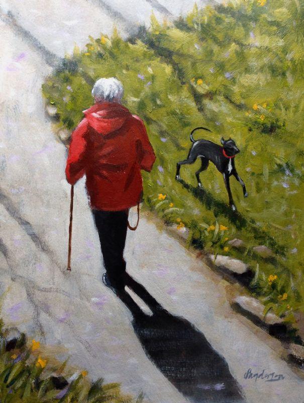 I wish I had your energy boy...! :) - Steve Sanderson Blackpool Artist