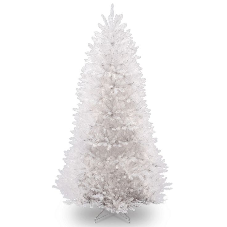 National Tree Company 7.5 ft. Dunhill White Fir Artificial Christmas Tree