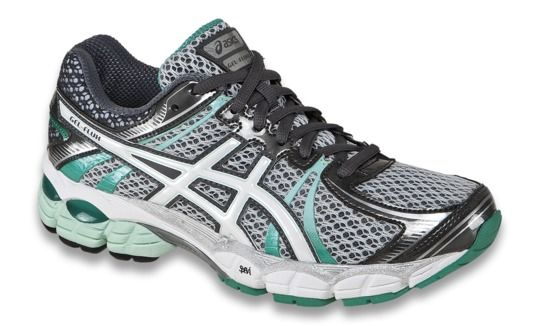 asics women's, size 10, normal/wide, running/trail/walking, under pronate shoe: GEL-Flux™