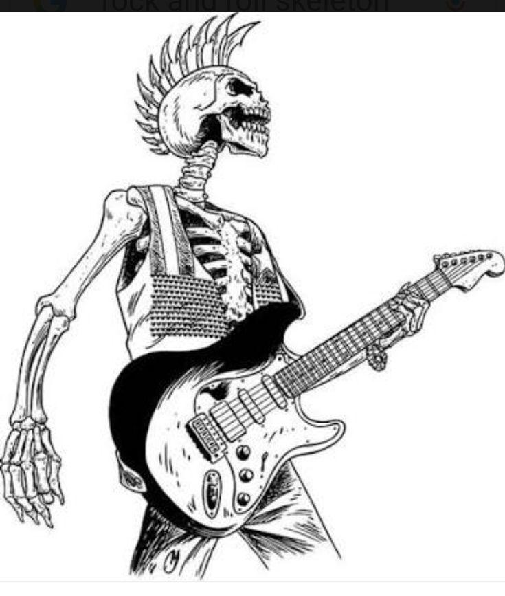 картинки скелета с микрофоном вертикальной фотографии верх-низ