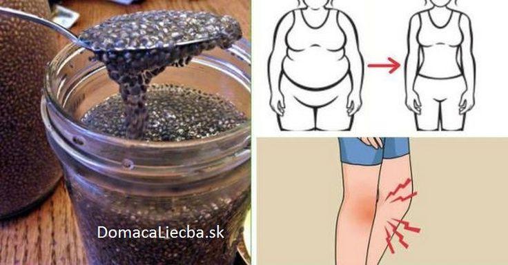 Namočte tieto semienka, naštartujte metabolizmus, spáľte tuk a potlačte zápal