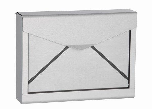 RVS brievenbus envelop New York