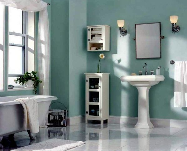 If You Re Seeking To Freshen Your Bathroom With A New Paint Job The Large Number Of Color Alternatives Can Be Overwhelming These Bathroom Paint Colors Will