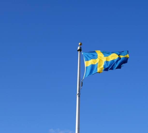 flag day in sweden