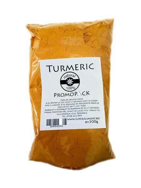 Turmeric, 300 gr. - crazybanana.eu