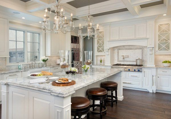 25 Awesome Traditional Kitchen Design: 17 Best Ideas About Super White Granite On Pinterest