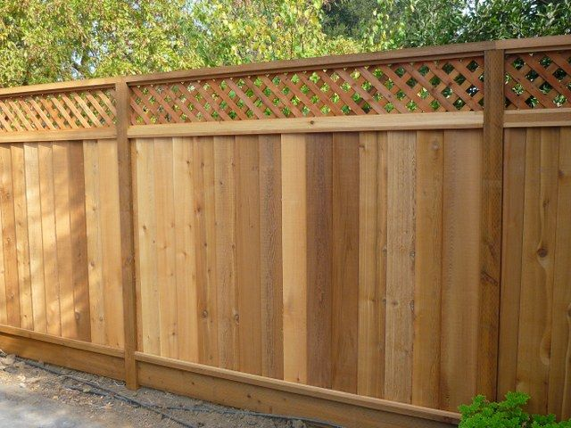 17 Best Images About Fence Ideas On Pinterest Vinyls