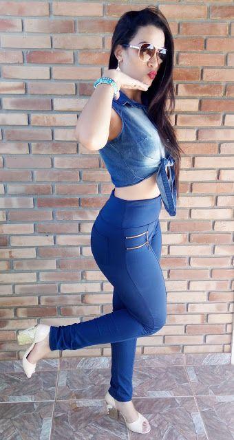Primeiro look do BLOG ♥ Gente, calça Legging Montaria esta super em alta! Quer saber como usar ? Vem comigo ♥
